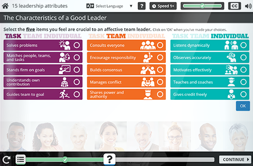 Leadership Styles and Qualities